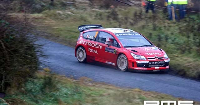 Rally Ireland WRC at Sligo