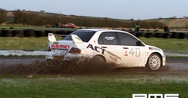 New Years Stages at Kirkistown