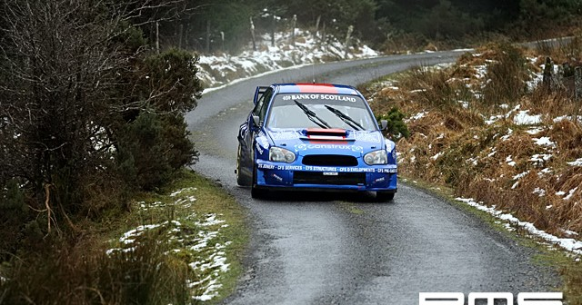 Galway International Rally at Galway