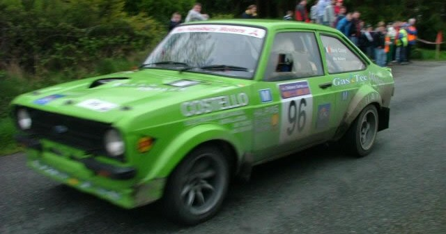 Rally Of The Lakes at Killarney