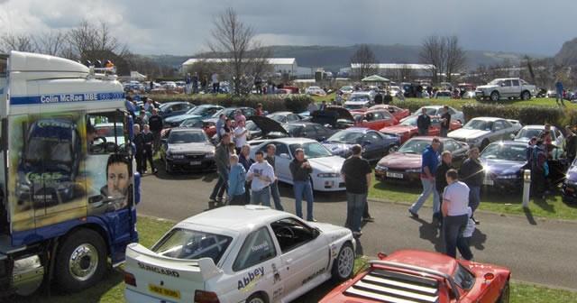Ultimate Car Show at Curran Caravan Park