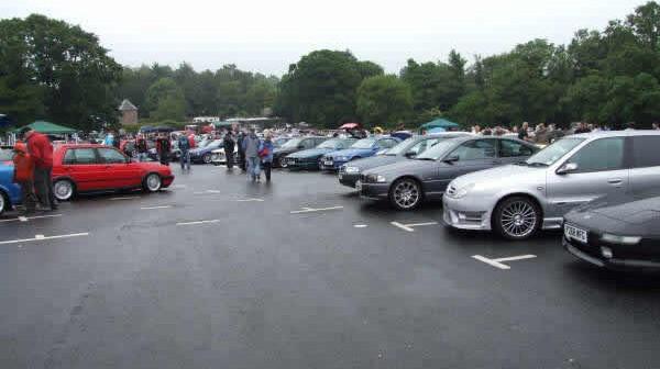 Club GTi Show at Castlewellan