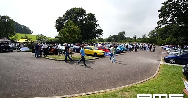 Cruise Control 2008 at Delamont Country Park