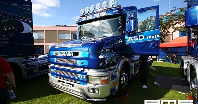 Belfast Truck and Tuner Show at Kings Hall