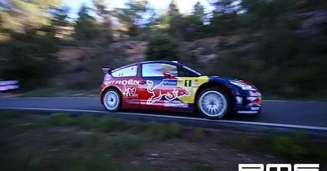 WRC Catalunya at Mountain Regions