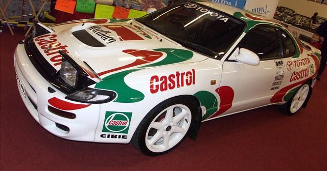 Belfast Sportscar Show at Kings Hall