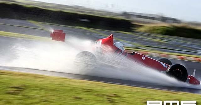 UAC Sprint at Kirkistown Race Circuit
