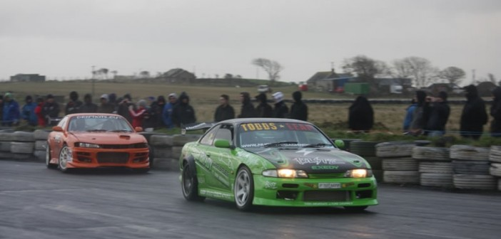 Ulster Drift Championship Finale at Bishopscourt