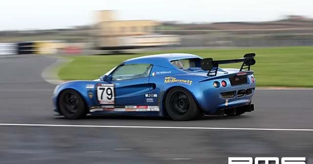 Lotus Club Track Day at Kirkistown Race Circuit