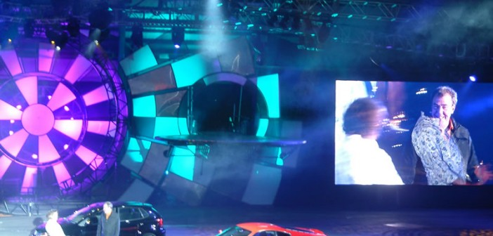 Top Gear Live at RDS Simmonscourt