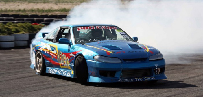 Ulster Drift Championship R2 at Bishops Court