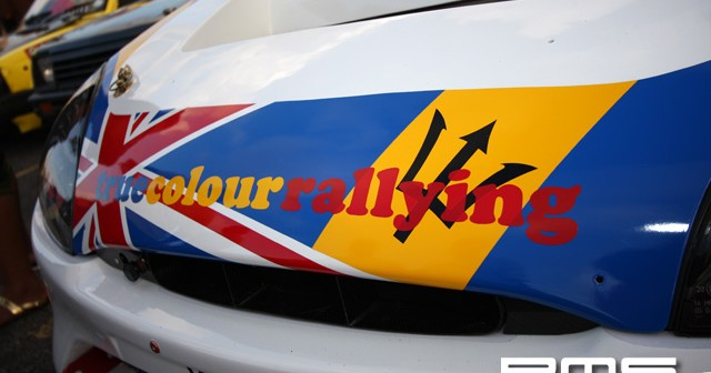 SOL Rally Barbados Scrutiny at Simpson Motors