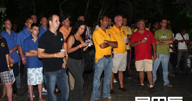 SOL Rally Barbados Welcome Party at Kendal Sporting