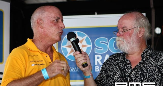 SOL Rally Barbados Prize Giving at The Boat Yard bridgetown