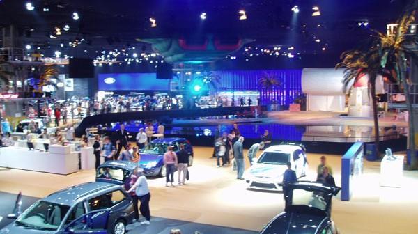 Birmingham Motor Show at NEC Arena