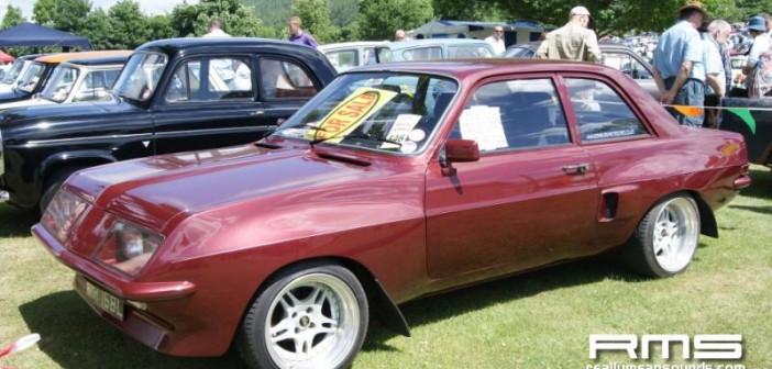 Kilbroney Vintage Car Show at Kilbroney
