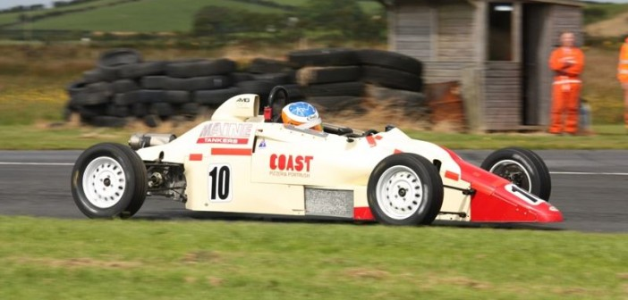Martin Donnelly Trophy at Kirkistown