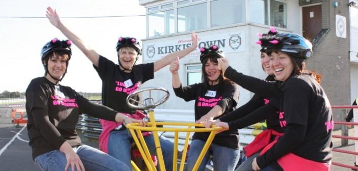 Ladies Driving Challenge at Kirkistown