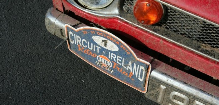 Circuit Of Ireland Retro Trial at Various