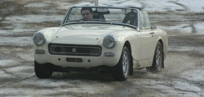 MG Autosolo at Nutts Corner