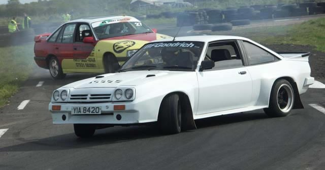 SWRC Track & Race Day at Aghadowey Race Track