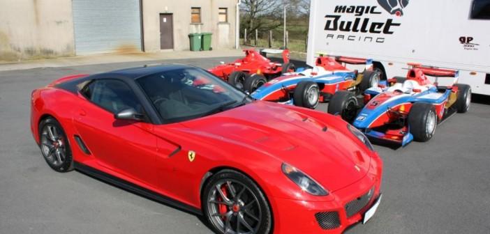 2011 Magic Bullet Breezemount Formula Libre Launch at Breezemount Motorsport