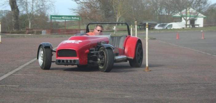 MGCC Autotest at Delamont Country Park