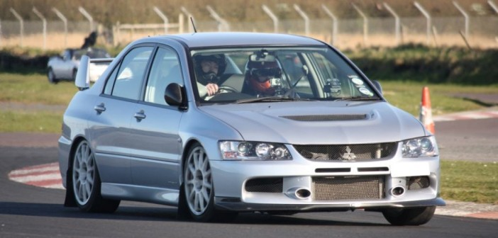 TSCC Trackday at Kirkistown