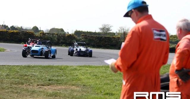 500 MRCI April Race Meeting at Kirkistown Race Circuit