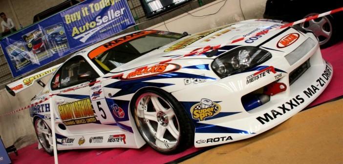 Fintona Extreme Car Show at Ecclesville Centre