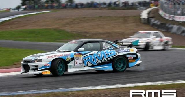 European Drift Championship R2 at Knockhill