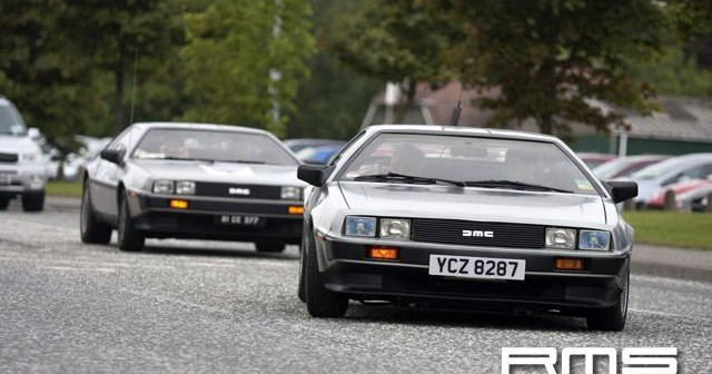 DeLoreans Return to Northern Ireland at Montupet Factory