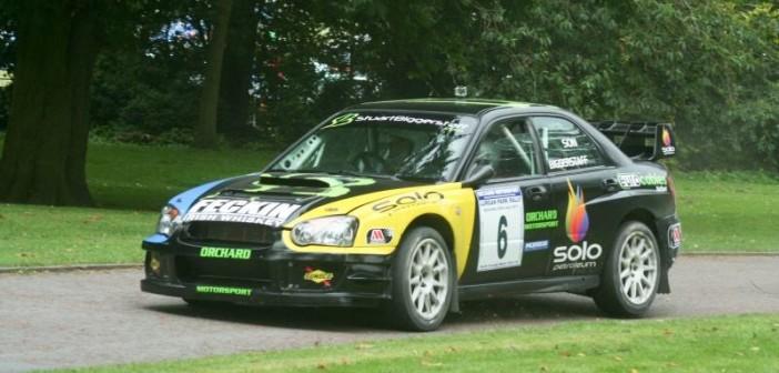 Lurgan Park Rally at Lurgan Park
