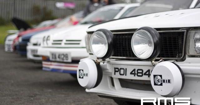 NI Vaux Car Show at Downshire School