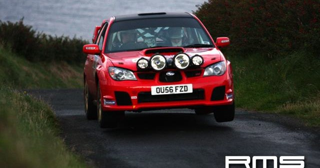 Ulster Rally at Antrim