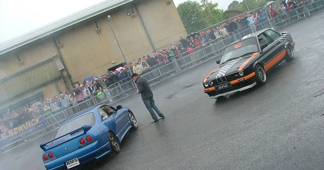 Modified Mayhem at Ecclesville Centre