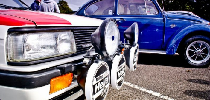 Performance Car Club Show at Ross Park Hotel
