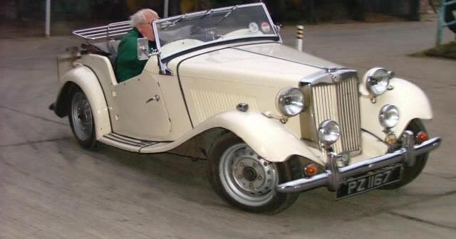 MGCC Auto Test at Mount Stewart Grounds