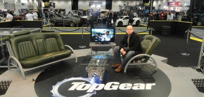Top Gear Live at ExCel