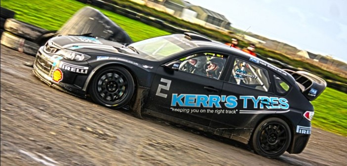 New Year Stages Rally at Kirkistown