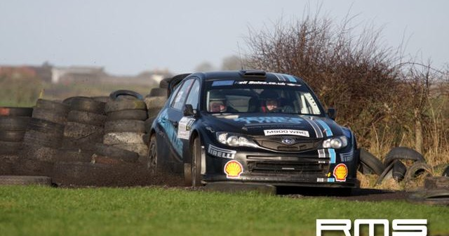Magic Bullet Stages Rally at Kirkistown
