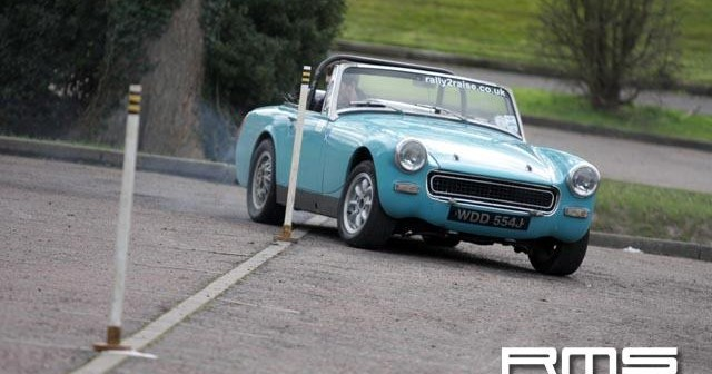 MGCC Auto test at Delamont