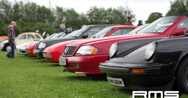 Ballymena CarFest 2012... at Ballee Playing Fields