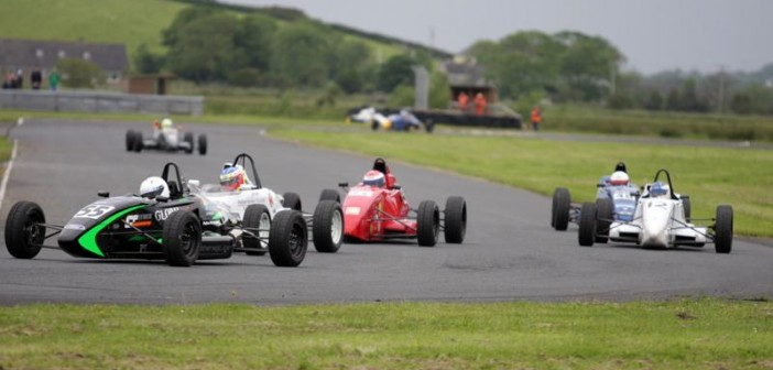 500MRCI Race Meeting at Kirkistown