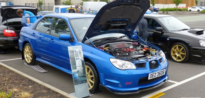 Scoobfest at Junction 1