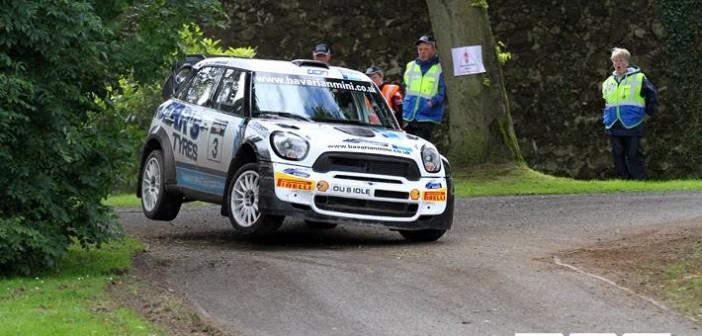 Lurgan Park Rally 2012 at Lurgan Park