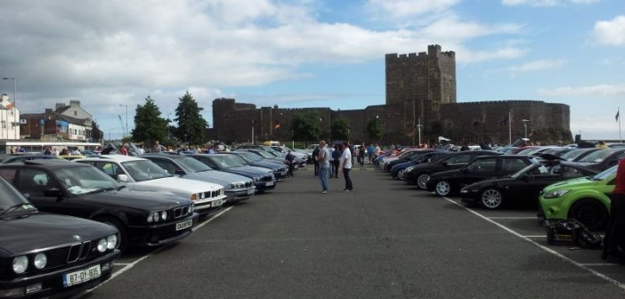 NI BMW Show at Carrickfergus
