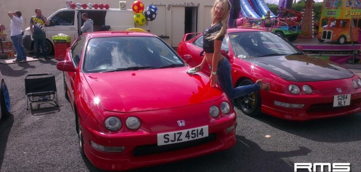 Heatwave Motor Show at Fairyhouse Racecourse