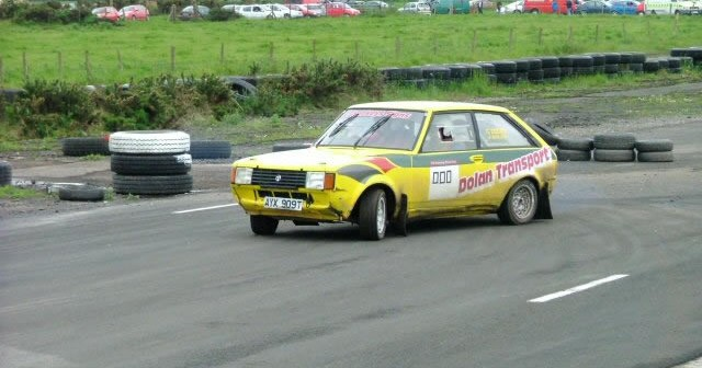 Aghadowey Rally at Aghadowey Race Track