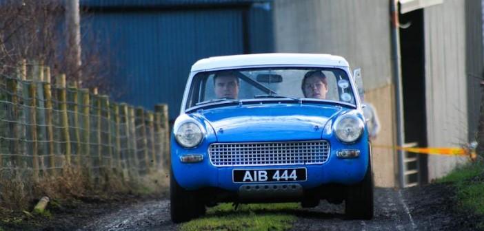 Larne Motor Club - Laharna Lanes Rally at Larne
